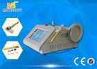 Gute Qualität Laser-Liposuktion Ausstattung & Grauer Hochfrequenzlaser-Spinnen-Aderabbau Gefäßmaschine disponibles à la vente